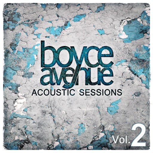 Boyce Avenue album Acoustic Sessions, Vol. 2