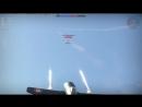 Сбил реактивный немецкий истребитель Ho 229 на F8F 1B Bearcat