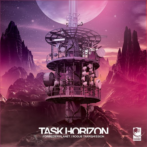 Task Horizon альбом Forbidden Planet & Rogue Transmission