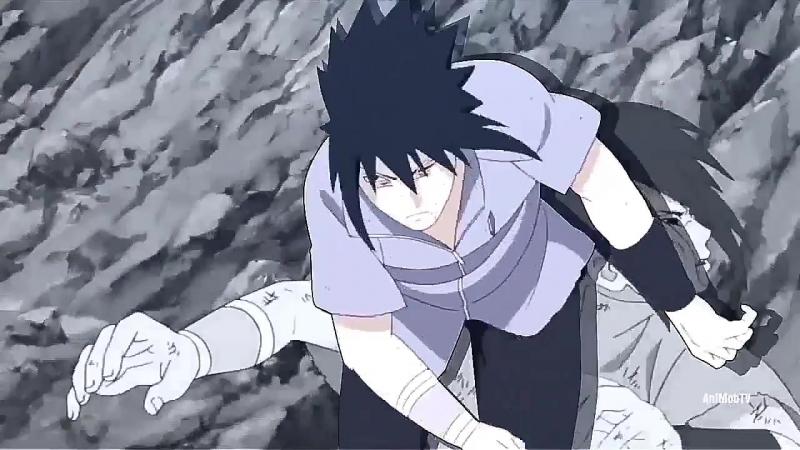 Sasuke Uchiha - I'm so sorry [AMV]