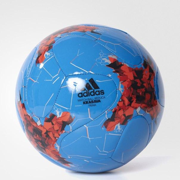 Футбольный мяч Confederations Cup Praia