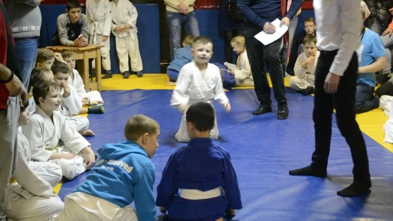 _DSC0069 Внук - юный дзюдоист .Ему всего 5 лет. Псков - Динамо. 18.02.18г.