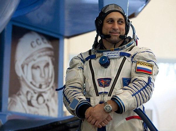 Севастопольский космонавт Шкаплеров в 3-й раз отправился вкосмос