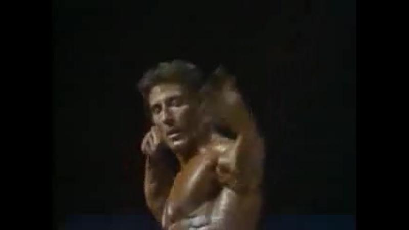 Френк Зейн - Мистер Олимпия 1983 год ahtyr ptqy - vbcnth jkbvgbz 1983 ujl
