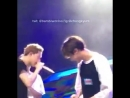 VK 180303 MONSTA X fancam I'll Be There I M focus @ HSBC Women's World Championship Music Festival 2018