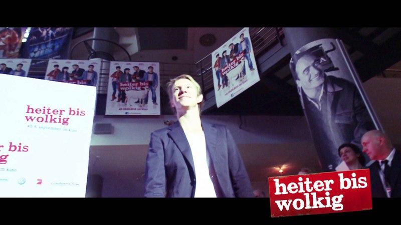 Heiter bis Wolkig - Premiere am 21. August 2012 im Cinedom Köln