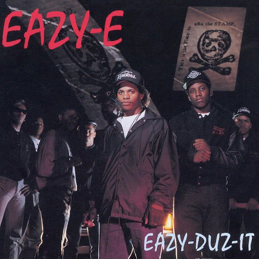 Eazy-E альбом Eazy-Duz-It (Clean)
