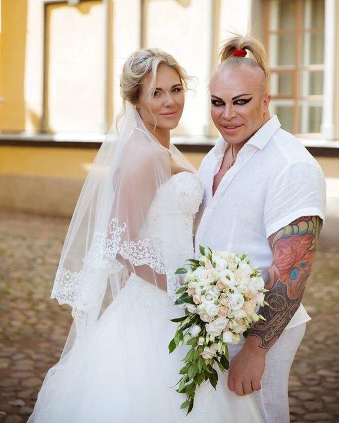 Трах невесты при мыже