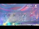 Fancam 171202 BTS - DNA @ 2017 Melon Music Awards