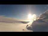 Перевал Кофтуай в Ловозерских Тундрах