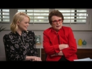 Emma Stone and Billie Jean King  Chelsea  Netflix