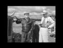 Запись на радио интервью с передовиком производства из фильма Дело было в Пенькове 1957г
