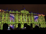 Фестиваль света на Дворцовой 2