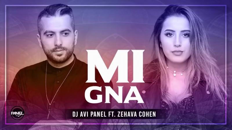 Dj Avi Panel ft. Zehava Cohen - Mi Gna (Cover)