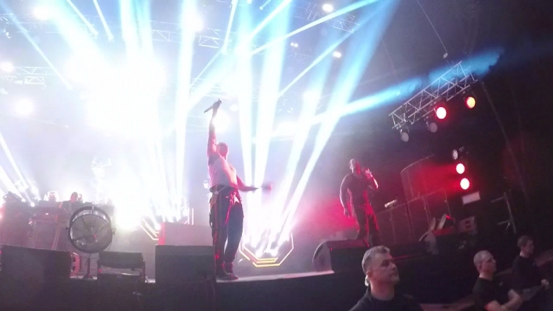 The Prodigy live 18.03.18 Saint Peterburg (Питер) - Fuсking their law