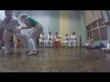 Cao (Marrom e Alunos) e Esquila (Palmares Angola Capoeira)