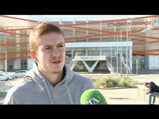 Павел Шакуро  о матчах молодёжной сборной России (Австрия, Сербия)