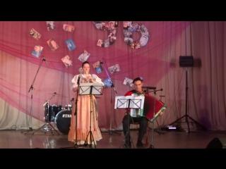 Блинова Любовь, блок-флейта и аккордеон. Др лицея 31.10.2017