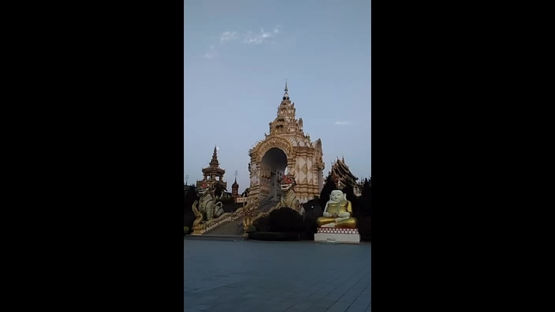Wat Sang Kaew Bodhiyan Chiang Rai Thailand live28 02 18 vol1