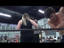 MIXED GENDER WRESTLING MATCH - JESS LA VS BENNY SLATER - sWo