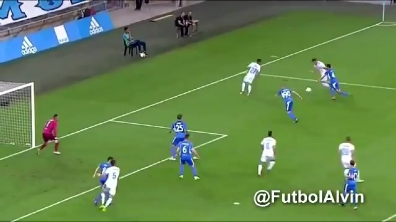 Florian Thauvin − 2017/18 − Passing and Dribbling