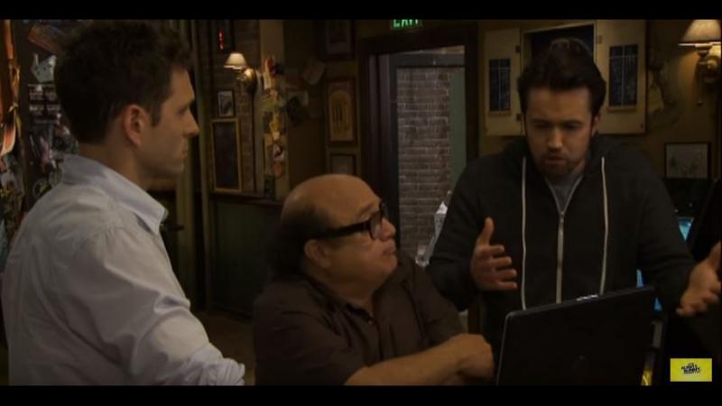 Неудавшиеся дубли со съемок сериала