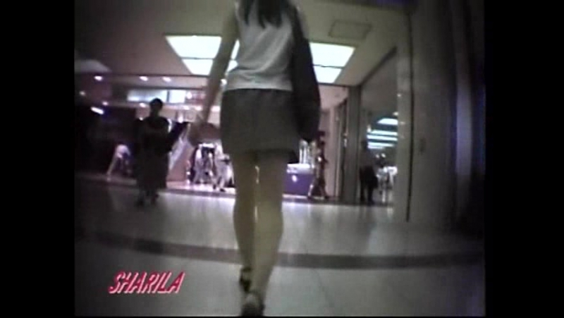 Jade Sharila - DMA-01 - Pantyless Upskirts