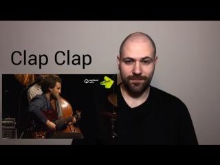 О музыке Гилада ч. 1 — ритм в Хлоп-хлоп