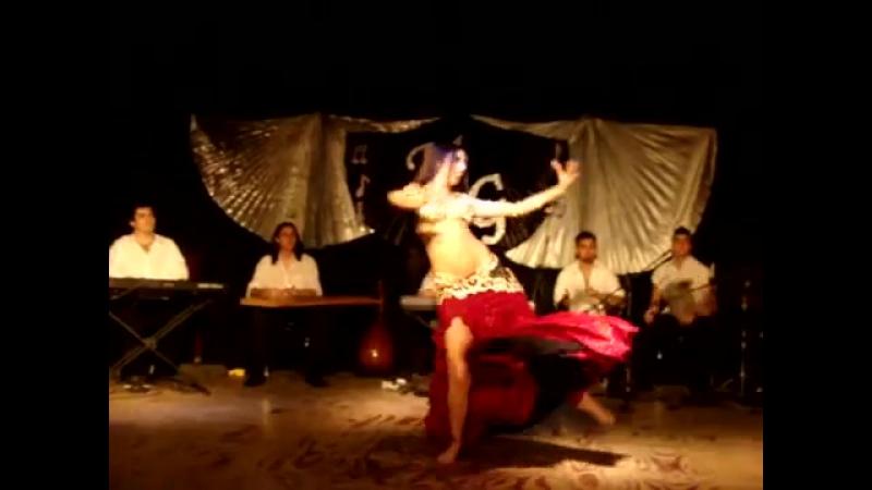 ♦ SABRINA COLMAN Baladi Sangarán Mario Kirlis y su Orquesta ♦ 14364