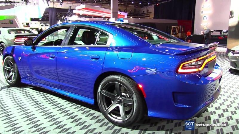 2018 Dodge Charger SRT Hellcat - Exterior and Interior Walkaround - 2018 Detroit Auto Show