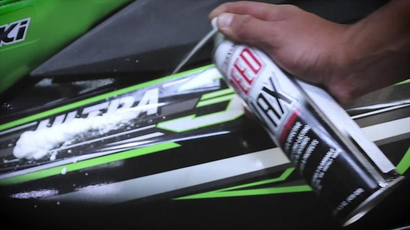 Maxima Speed Wax - полироль на основе воска