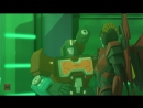 Transformers: Titans Return — Episode 2 'Our Heroes Respond' [ENG] Full HD