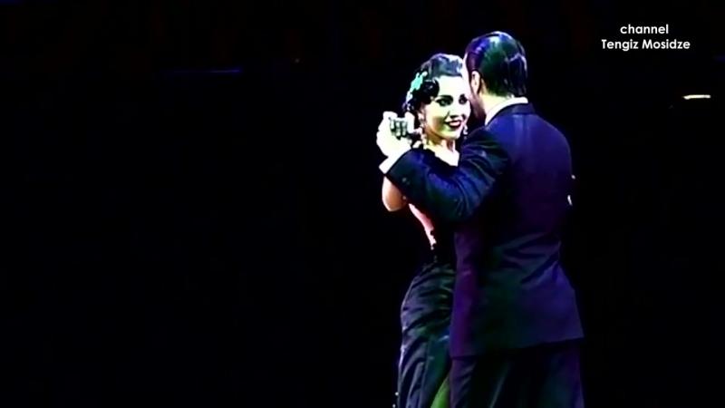 Tango Mala Junta. Ezequiel Lopez and Camila Alegre. Tango World Championships 2015. Танго.