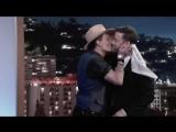 love johnny Depp x jimmy Kimmel