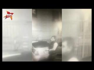 Расстрел мужчины киллером в центре Москвы попал на видео
