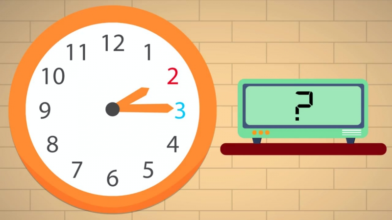 Learn to Tell Time 2 _ Telling the Time Practice for Children _ Whats the Time _ Fun Kids English
