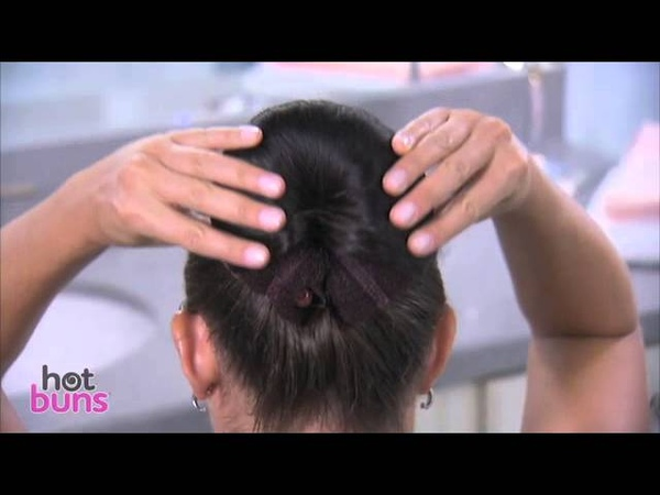 Hot Buns™ hair accessories how-to | Top TV Stuff