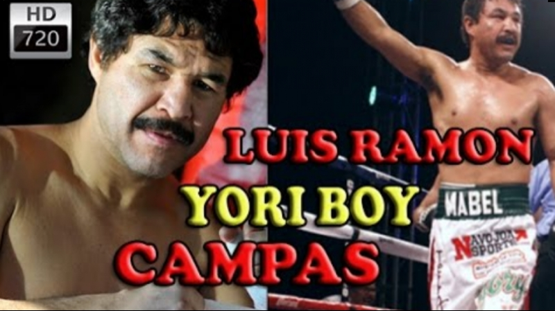 Luis Ramon Campas - Highlights - Knockouts