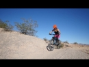 MTB Ride in Bootleg Canyon - Specialized Enduro and Rhyme
