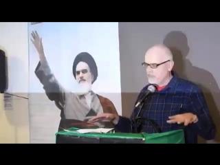 Tim Anderson on Palestine, al Quds Day, Sydney 2018