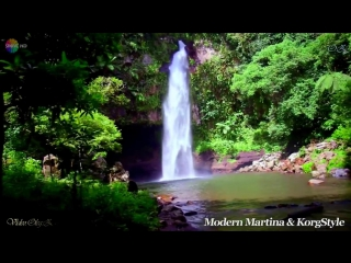 Modern Martina & Korg Style ✦ Pop Instrumental ✦ (New 2017)