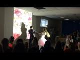 Премьера свадебного танца