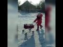 гуляли зима 2018год