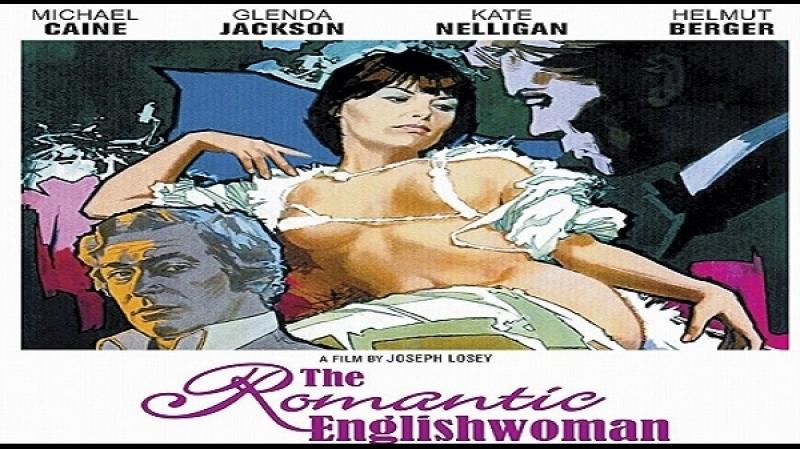 1975 Joseph Losey -La Inglesa Romantica- Glenda Jackson Michael Caine Helmut Berger Spanish