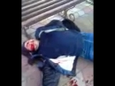 Горловка 18 января 2015 Убитые мирные жители на остановке возле ДК Шахтер Пр кт Ленина главврач военного госпиталя Юрий Евич