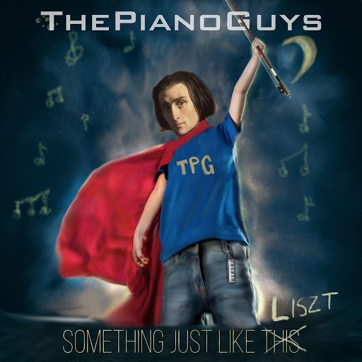 The Piano Guys альбом Something Just Like This / Hungarian Rhapsody