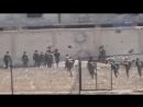 3.05.18 - моменты операции САА в районе Аль-Хаджар аль-Асвад