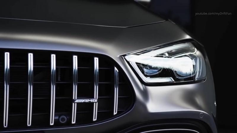 Mercedes-AMG GT 63 S 4Matic 4-Door Coupe (2018 - ...)