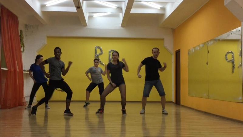 Reggaeton / Тренировка (12.01.18) / Ritmo Picante