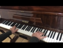 Aram Ghazaryan - Ari im sokhak (piano cover)